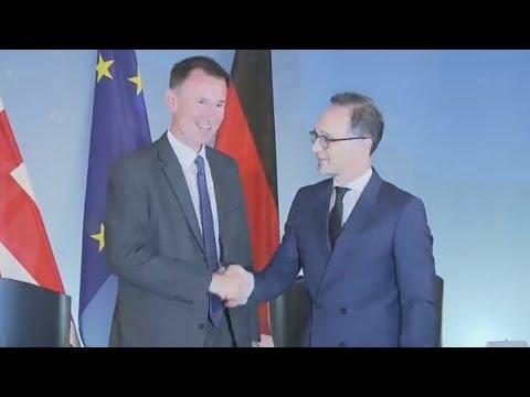 Großbritannien: So könnten die Brexit-Vereinbarungen aussehen