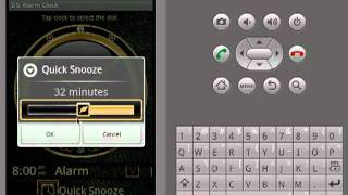 DiamondGold Alarm Clock Widget YouTube video