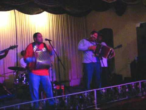 Brad Randall and the Zydeco Ballers - Monkey and the Baboon