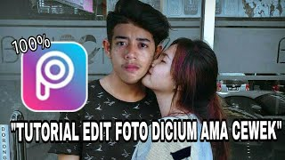 Download Video CARA EDIT FOTO DICIUM AMA CEWEK [PICSART]100% MP3 3GP MP4