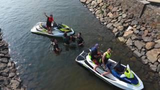 4. Atlantis Marine S:B Sabana Cove Seadoo Wake Pro Test