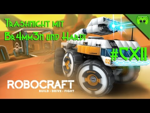 ROBOCRAFT # 112 - Trashnight - Let's Play Robocraft | HD