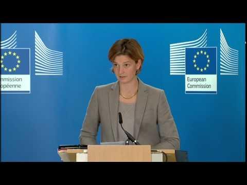 Η Ευρωπαϊκή Επιτροπή για την Ελλάδα