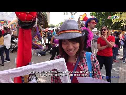 Ngày hội Du Học Sinh Perth 2015 - Thời lượng: 12 phút.