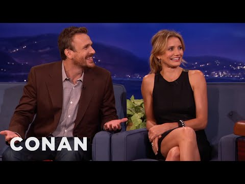 Jason Segel & Cameron Diaz Used