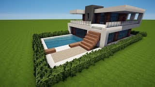 Haus Bauen Minecraft At News For Gamer - Minecraft geile hauser bauen