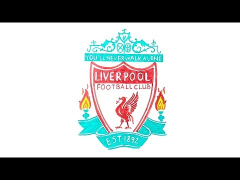 How To Draw The Liverpool Logo