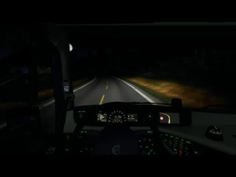 Volvo FH16 2012 Green Dashboard 1.22.x