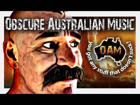 Obscure Australian Music