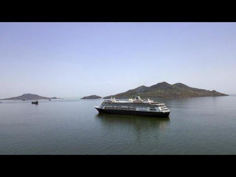 Kreuzfahrtschiffe vor Panama und Australien wegen Cor ...