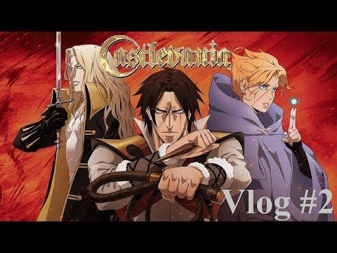 Castlevania Netflix Series Vlog #2 Ep. 5-12