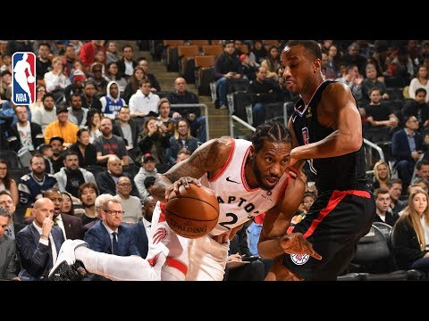 Video: Full Game Recap: Clippers vs Raptors | Kawhi & Ibaka Lead Toronto