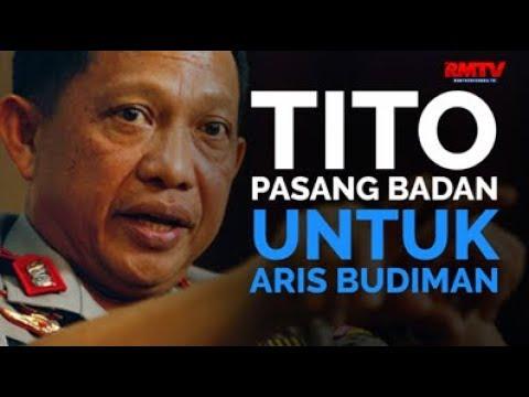 Tito Pasang Badan Untuk Aris Budiman
