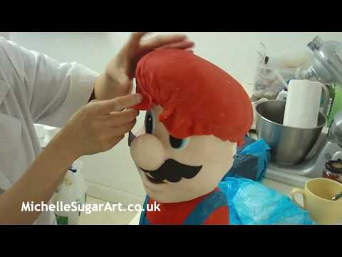 Super Mario Bros Cake [HD]
