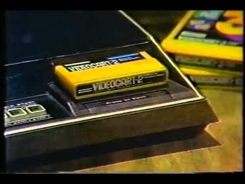 Fairchild Channel F TV Commercial