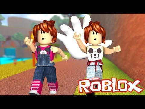 Roblox - CORRA OU A MÃO TE PEGA  (Death Run) (видео)