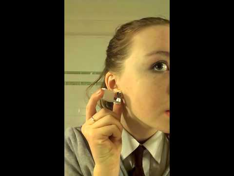Quick, Easy, Pain free , Home Ear Piercing