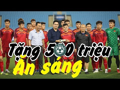 U23 Việt Nam được tặng 500 triệu, HLV Pack Hang Seo sử dụng đội hình nào gặp Brunei @ vcloz.com
