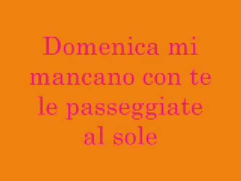 , title : 'Mario Nunziante - Domenica'