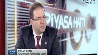Perakende ve Tüketici Ürünleri Lideri Adnan Akan, Bloomberg HT kanalında katıldığı Piyasa Hattı programında,