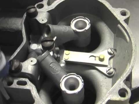 How To Fix Hesitation on Pontiac Tri-power 2GC Carburetors