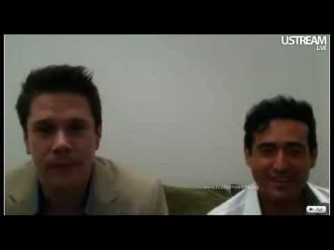 Live Chat with Il Divo | 07.09.2011 (Part 1)