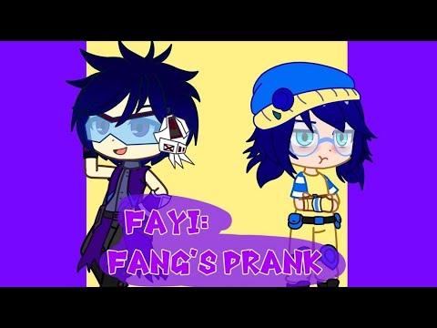 Fayi- Fang's Prank [Gacha Club]