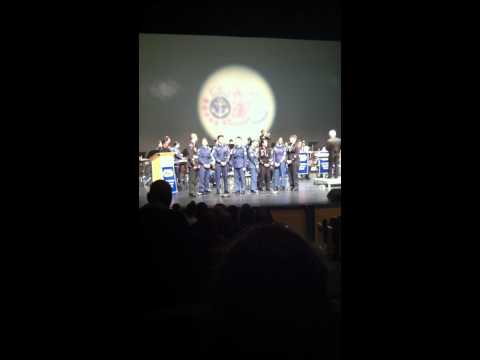Hello, Goodbye - BC Cadet Honour Band 2012