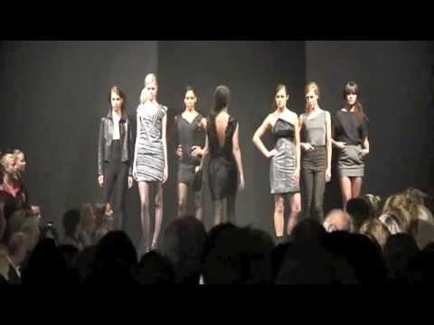 KHiO Avgang 09 - Fashion show og kostymevisning Del 1 (видео)