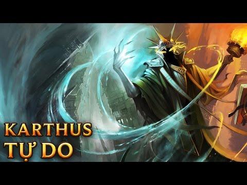 Karthus Tự Do - Statue of Karthus