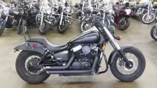 1. 2013 Honda Shadow Phantom 750 description