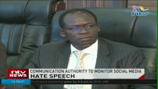 Kenya to monitor social media during elections