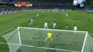 Vincent Enyeamas Paraden bei der WM 2010 gegen Griechenland