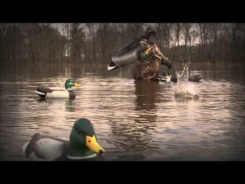 Carry-Lite Duck Commander decoy commercial