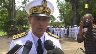 Interview de Franck Robine, le nouveau préfet de Martinique