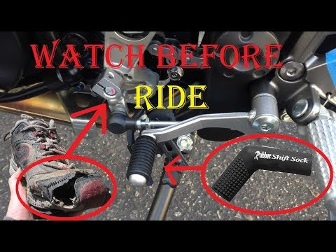 Gear Shifter Cover For All Bike