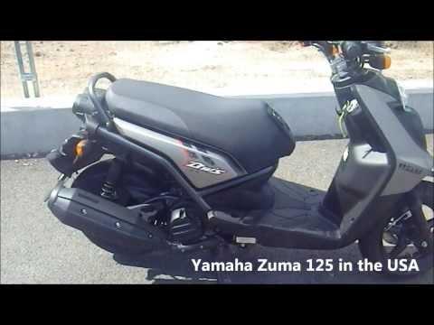 Yamaha BWS 125 (Walk Around) || RedSmurf22