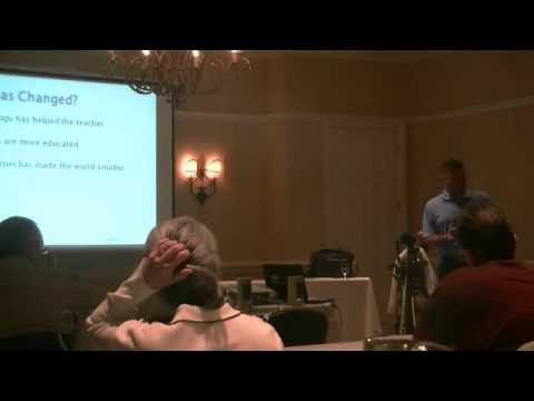 Guru TV – Jason Sutton PGA Area Presentation – Teaching and Social Media pt. 1