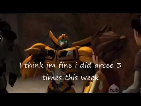 What I Think Bumblebee Is Saying (Warning Adult Jokes)