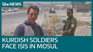 Subscribe to ITV News: http://bit.ly/1yqmkCg New footage has emerged apparently showing unarmed Iraqi soldiers being...