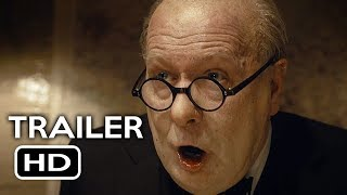 Darkest Hour Official Trailer 1 (2017) Gary Oldman, Lily James Biography Movie HD