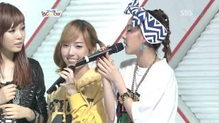 Download Lagu Jessica(SNSD), Dara(2NE1), HyunA(4MINUTE), Jokwon(2AM) Cut (Oct 3, 2009) Mp3