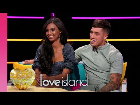 Sophie and Connor are reunited at last! 💑| Love Island Aftersun Series 6