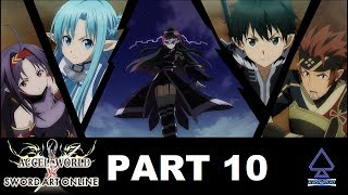 Two Virtual Worlds Collide when the Characters of Accel Worlds face off with the Characters of Sword Art Online.(Note: The Boss fight against Charon was edited down for time convenience)------------------------------------------------------------------------------------------------------------ Enjoy the Video? Like, Comment, and Subscribe -https://www.youtube.com/channel/UCRXFD0p7xOtmogxyG_JuIEAFollow me on Twitter: https://twitter.com/BlueSpade70226Follow me on Twitch: https://www.twitch.tv/bluespade70226Follow my Gaming Group the Infinite Ammo Syndicate: https://www.youtube.com/channel/UCshNkZRGNoixWGTFpwh1W