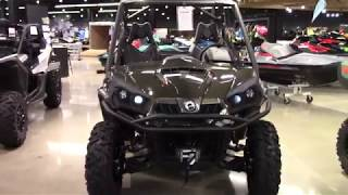 7. 2019 Can-Am COMMANDER XT 1000R - New Side x Side For Sale - Elyria, Ohio