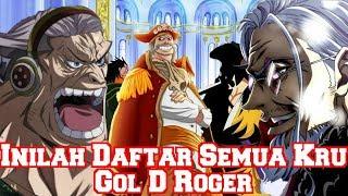 Download Video INILAH DAFTAR SEMUA KRU GOL D ROGER YANG SUDAH DIKETAHUI (One Piece) MP3 3GP MP4