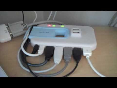 Belkin USB 2.0 Plus Hub (7 Port) Review