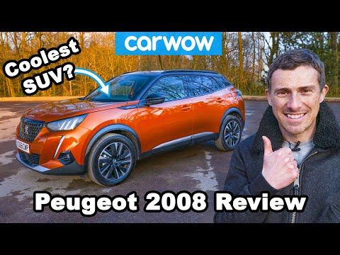 The Peugeot 2008 changed my mind about small SUVs! REVIEW