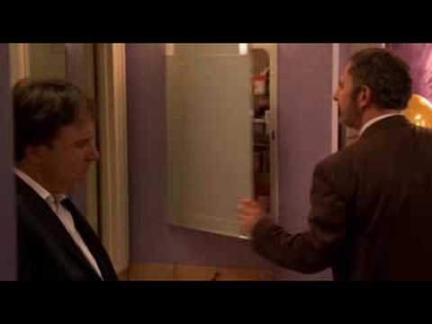 """Weeds"" - Dean & Doug in the bathroom"