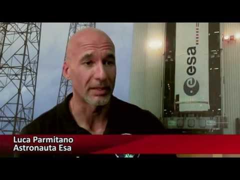 #Farnesina: Luca Parmitano, astronauta ambasciatore
